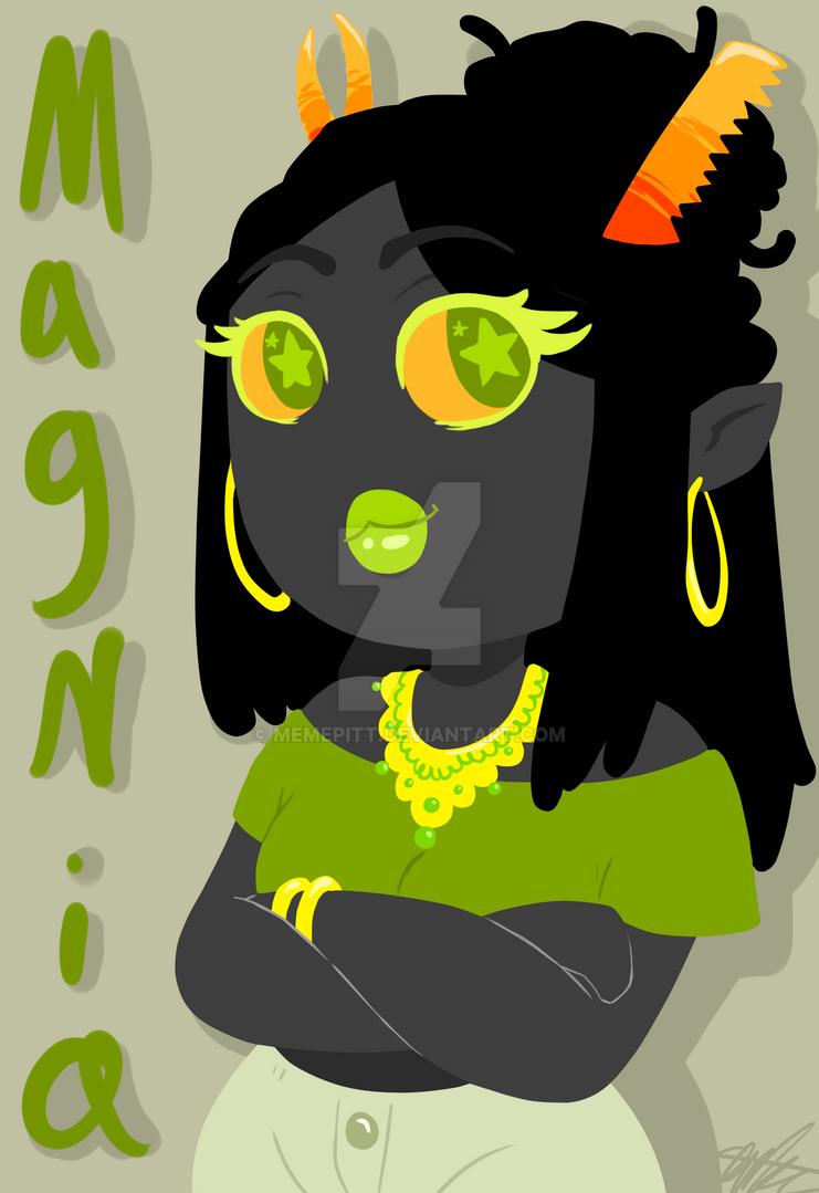 Magnia Frizor by MemePitt