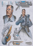 Medic Sketches