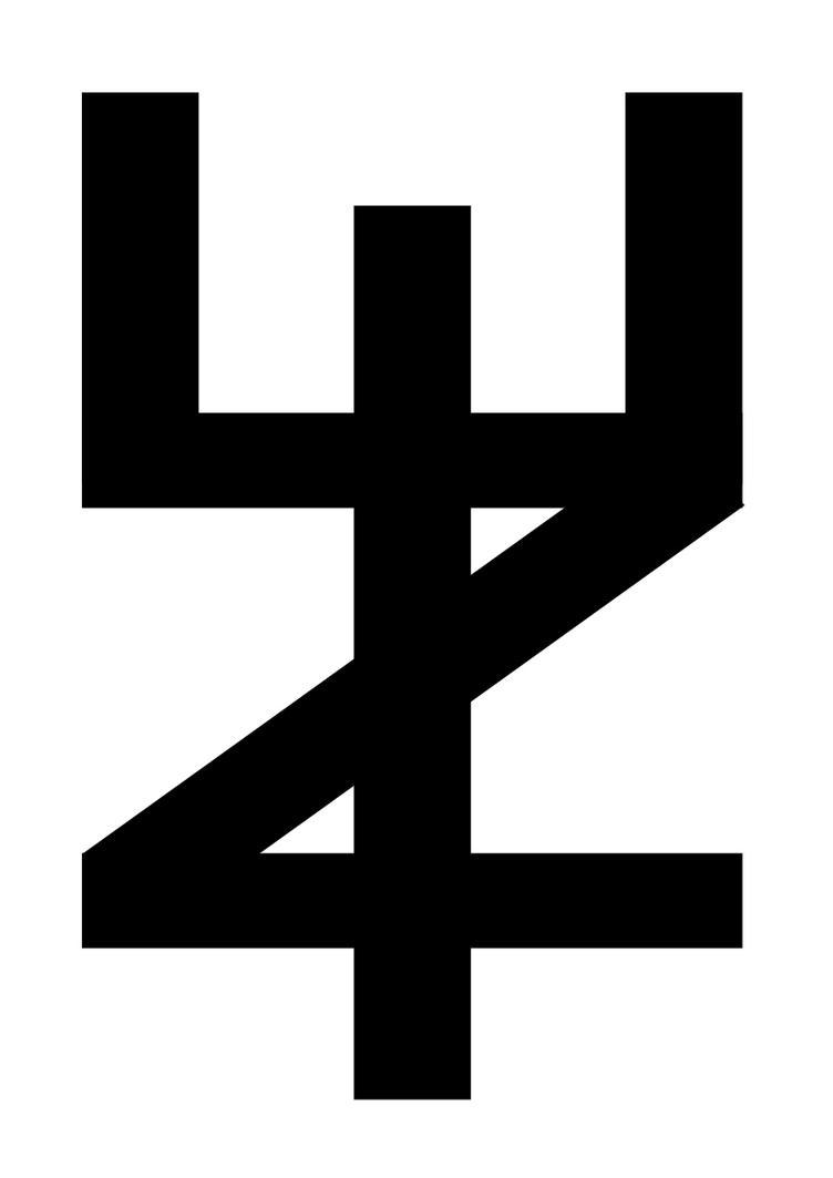 My Symbol By Wolf Knight 1 On Deviantart