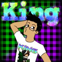 Kinggit789's Skype Logo by Kinggit789