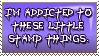 Stamp Addiction Stamp by Fullmetal-Phantom