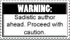 Stamp - Character Cruelty Zone by Fullmetal-Phantom