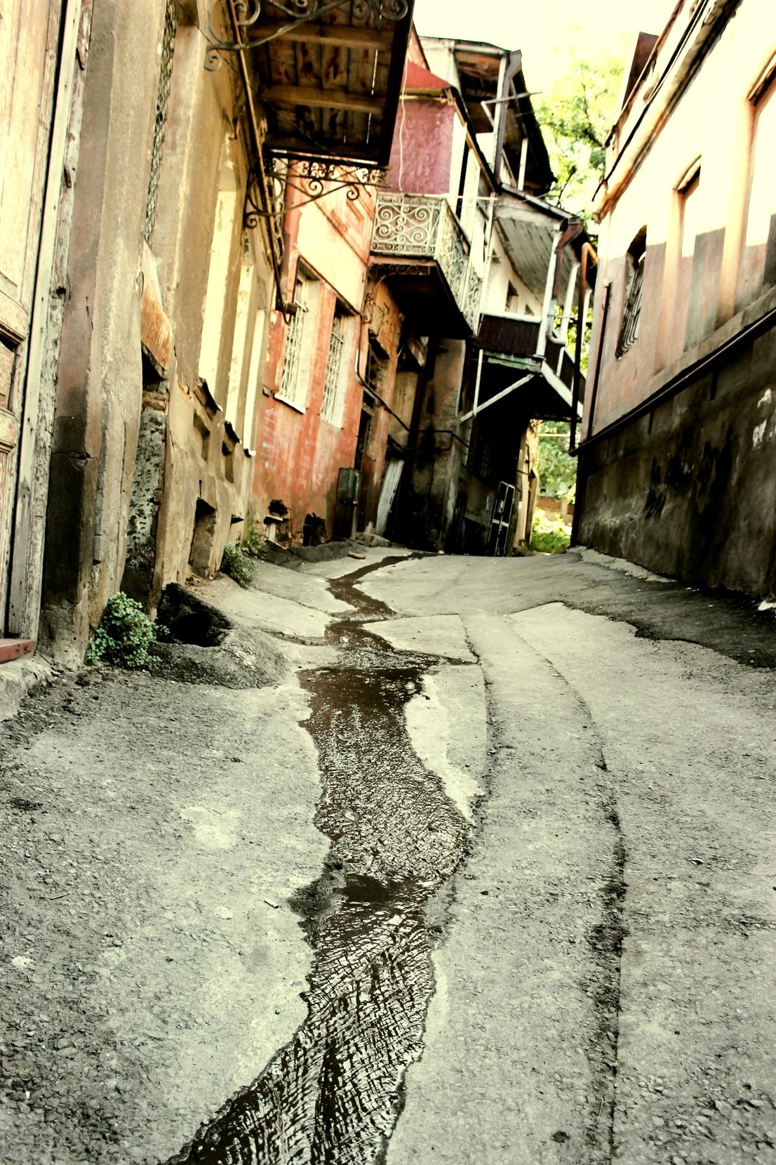 municipal water by uritis