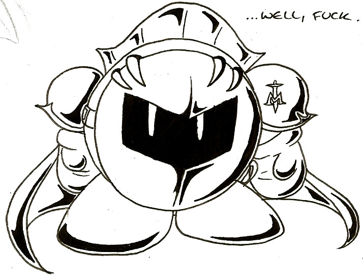 META KNIGHT HAS SEXY INKING by Authenti