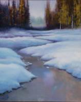Ice River by ANTI-WARHOL