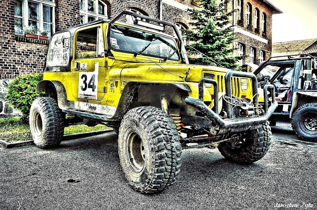 HDR off-road by jaro3001