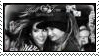Kaulitz brothers stamp by the-sorcress