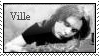 Ville Valo stamp by the-sorcress
