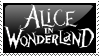 Alice in Wonderland by the-sorcress