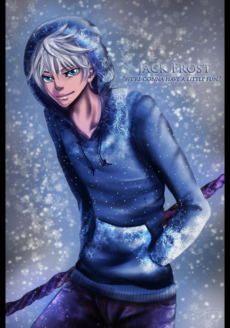JackFrost by nicegal1