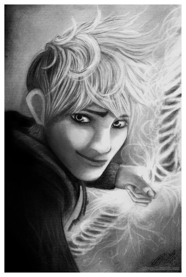 Jack Frost Portrait~ by nicegal1