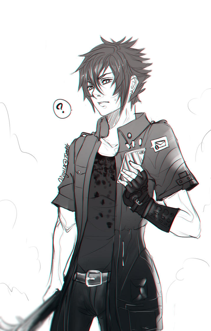 how to clean noctis ffxv