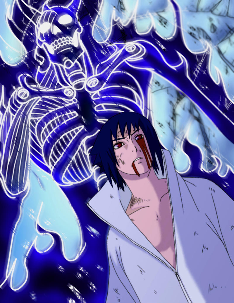 Sasuke Final Susanoo by Teamtaka on DeviantArt