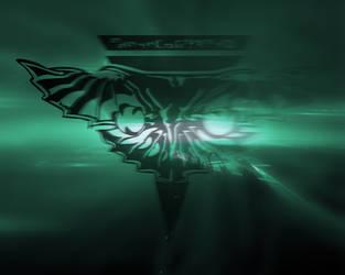 Star Trek Romulan V2 Cloak by imaximus