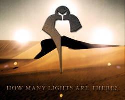 Cardassian Desert by imaximus