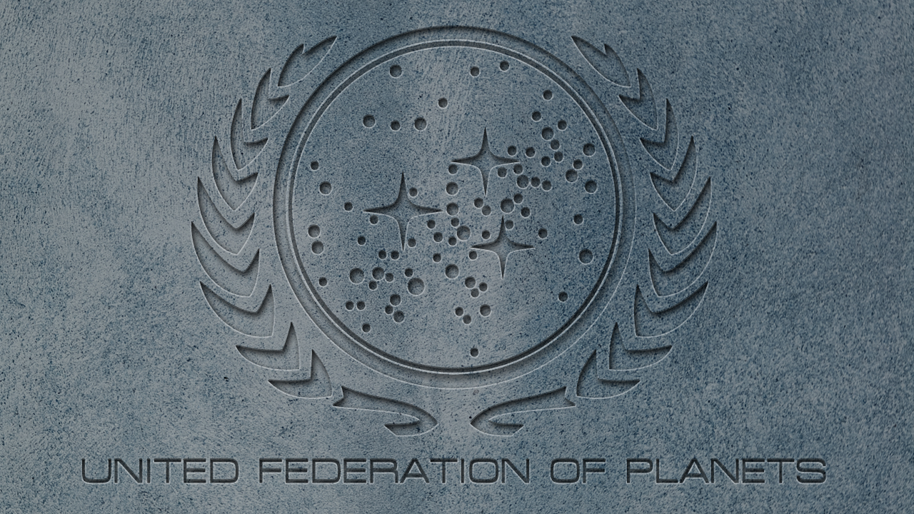 Federation Wallpaper V1 wide by imaximus