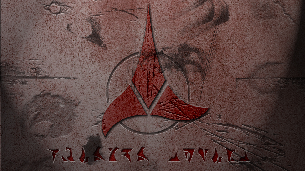klingon wallpaper wide by imaximus