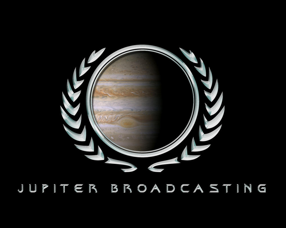 Jupiter Broadcasting Logo Con by imaximus