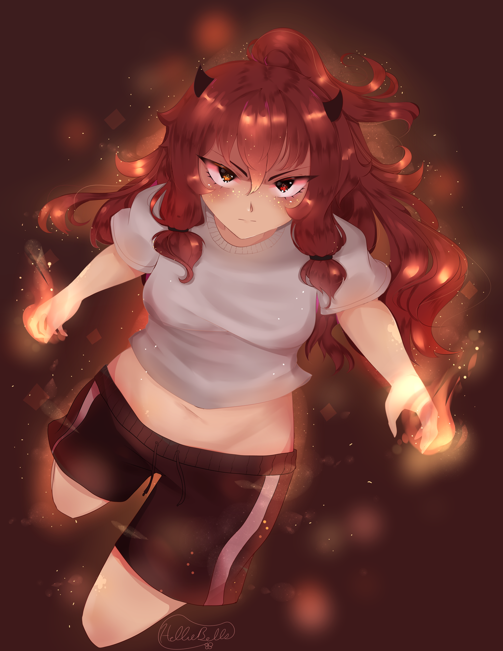 [OC] Inferno by Helliebells