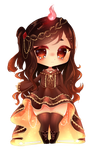 [OPEN] Woodfire Candle Doll