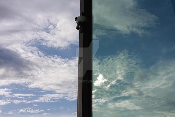 Cloud+Window by Nandaka