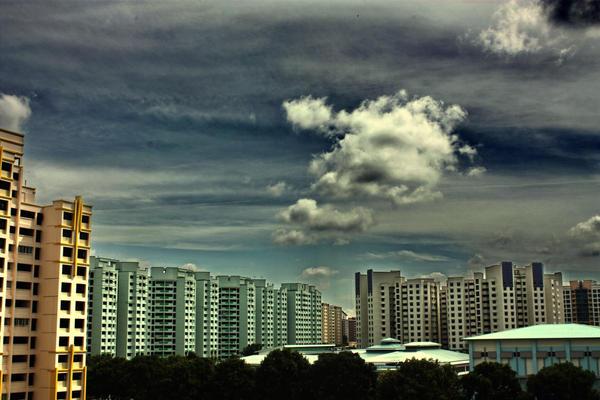 Clouds+HDB 1 by Nandaka