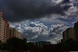 Clouds 6 by Nandaka