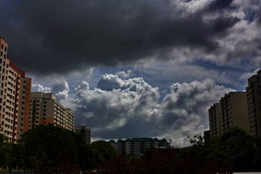 Clouds 6 by Nandaka