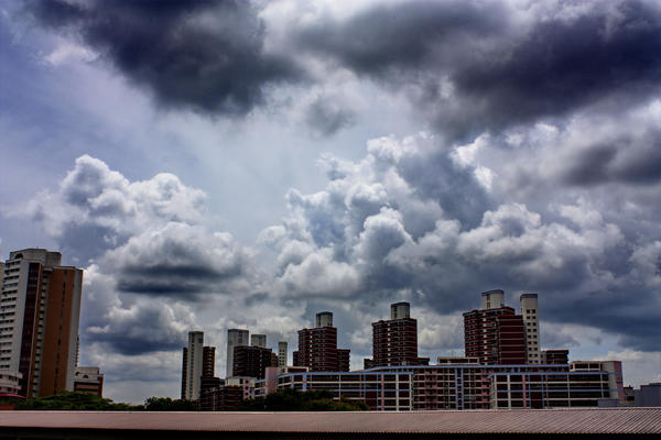 Clouds 7 by Nandaka
