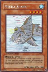 Mech-Shark by AnimeChunks