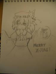 Flandre Scarlet - Christmas Present!