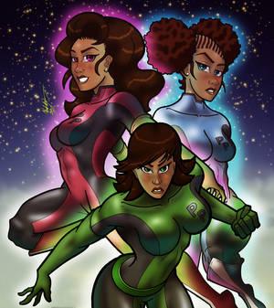 Afram PowerPuff Girls