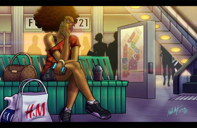 Retail Therapy by anubis2kx