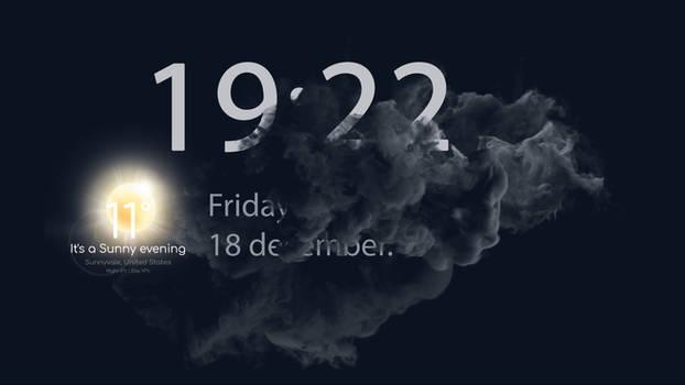My Current Desktop 25