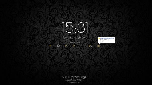 My Current Desktop 26