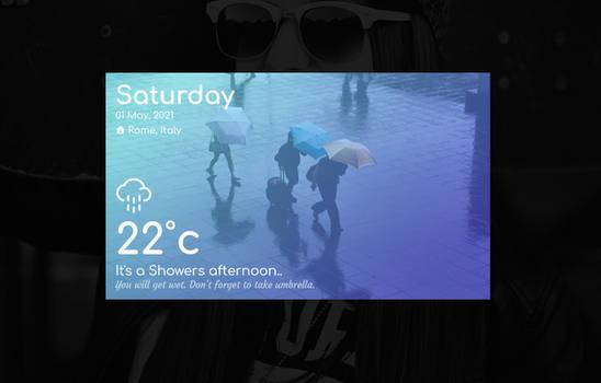 Modern Weather