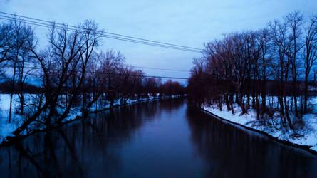 Genesee River Spooky