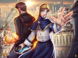 Bioshock Infinite - Muslim Edition by Penekli