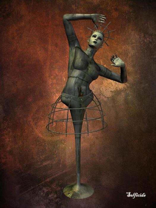 Ballerina 2675 A.D.