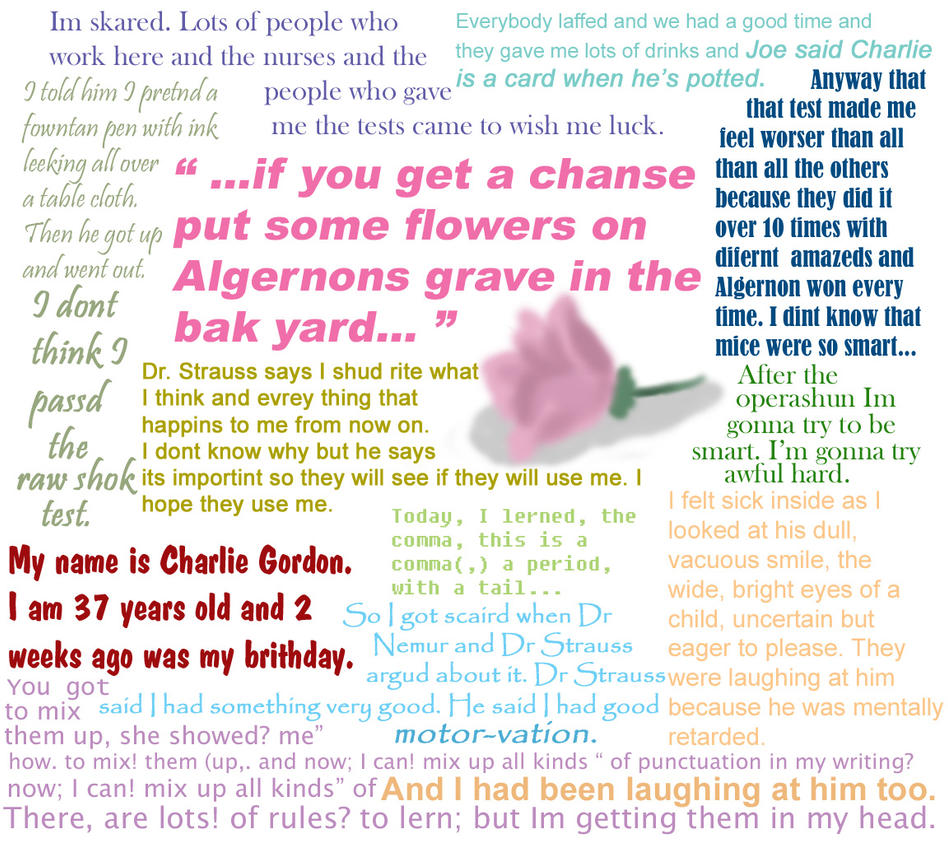 flowers for algernon online k k club