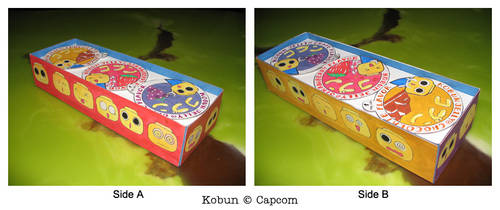 Kobun Jelly Packaging by ryuumajin