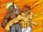 Barehand Fighting never dies