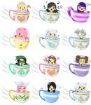 Spinning Teacups 3