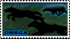 Wolf-Omega stamp by NiaWolf