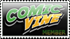 ComicVine member stamp by NiaWolf