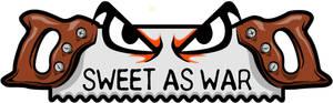 Sweet As War SAW Logo