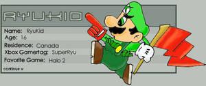 My Xbox Mario DeviantID