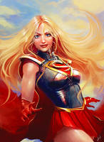 Supergirl by Anmat by Anmat