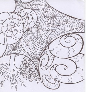 Tim Burton Art by cOnfusIoN1224