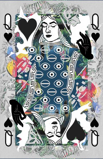 Queen Of Hearts by Austruma